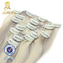 Unprocessed Remy Soft Brazilian Virgin Hair Clip In Hair Extension For Wholesale Aliexpress