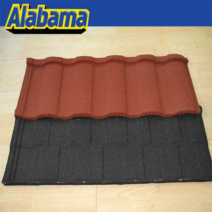 New style insulated metal roofing tile alu zinc steel roof for New roofing products