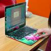 offer 5000 kinds decorative sticker custom laptop covers