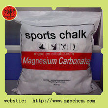 Magnesium Carbonate Chalk Crush used in Gymnastics,Tennis,Basketball,Pole-dacing...