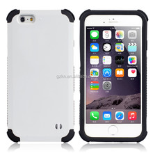 Hot selling double layer Super special function PC+TPU case durable slim hard case for iPhone 6