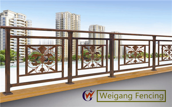 Outdoor decorative fancy balcony railings buy decorative Decorative railings