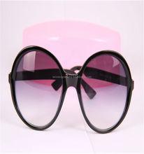 Stylish Candy Color Hard Plastic Glasses Case