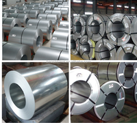Metal Building Materials Roofing PPGI Galvanized Steel Sheet In Coils