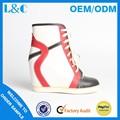 L&c h1101-q58 dedo del pie puntiagudo casual zapatos de dama casual zapatos de moda casual zapatos