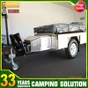 Folding Tent Camping Caravan Trailer for Sale