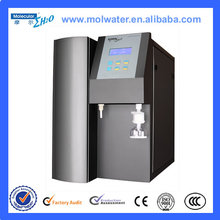 Table top reverse osmosis ro water purifier testing laboratory