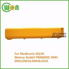 14.4V 3000mAh ni-mh Defibrillator Battery Replacement battery for Metrax GmbH PRIMEDIC DM1 DM3 DM10 DM30 EC01,Medtronic M240,