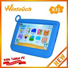 New 7 inch Dual core RAM 512 Android 4.4 rugged tablet computer With ROM 8GB
