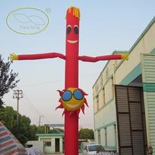 Eco custom dance inflatable giant air dancer