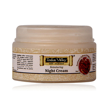 Retexturing Night cream with Kashmiri Saffron & Night Jasmine