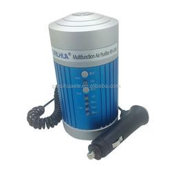 New desigen Mini Car air cleaner, car air purifier , Room air purifier