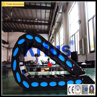 HQ88 plastic flexible drag chain