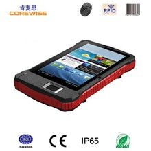 China High quality Low price red Android OS Rugged Tablet PC-Corewise A370 with wireless barcode scanner