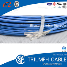 OEM/ODM single core electrical teflon cable shield wire
