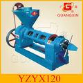 De China Guangxin ricino medio extractora de aceite con precio de descuento