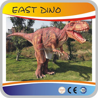 Animatronic dinosaur costume robotic dinosaur costume