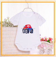 Top selling cotton cute baby pajamas