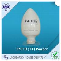 JSSC Manufacturer rubber accelerator tmtd/tt chemicals