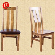 simple modern furniture special wood surface dining chair cloth leisure dining chairs