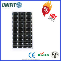 260W solar panel manufacturing machines in china
