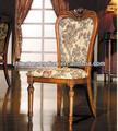 precio competitivo de lujo de madera silla real mano ansían hdc325
