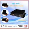 Smart hd/sd sdi encoder, sdi to ip encoder mini, sdi h.264 encoder ip streaming RTMP potrocol out COL7101S