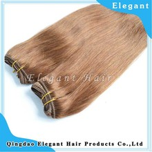 Elegant Hair Top Quality Product Soft Thick Virgin Peruvian Hair Extension,Cheap Hair Weft