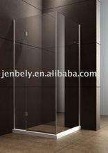 Shower enclosure glass room