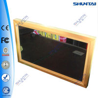 42 inch full HD LED advertising with network/3G/WIFI/wall mounted tv