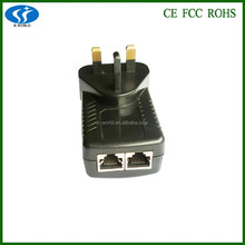 network+wifi ac/dc ABS+PC adapter poe power supply