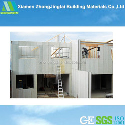 New building materials EPS cement structural insulated panel association