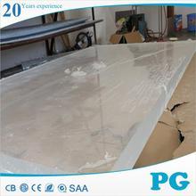 PG high quality pvc non-toxic sheet for silk screen