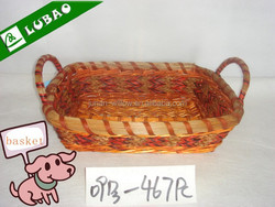 kitchen storage basket for fruit wholesale