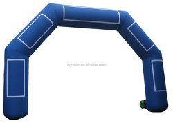 High quality PVC vinyl inflatable arch for sale S5013