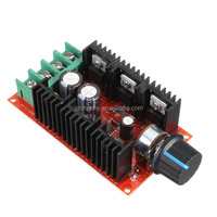 Hot sales 10-50V 40A 2000W MAX for DC Motor Speed Control PWM HHO RC Controller 12V 24V 48V