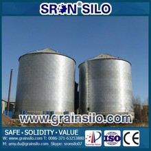 SRON Custom Designed 500ton silo for Sale, Low Cost and Easy Operation