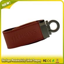 USB Memory Flash Drive, USB Disk, Leather USB 32GB
