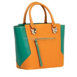 2014 Latest design casual lady fashion handbag