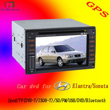 Touch scren car dvd radio player for Hyundai universal car with gps bluetooth