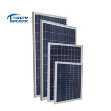 power range from 100Wp-300Wp solar panel for sale