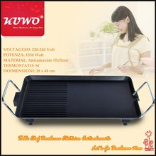 Korean Teppanyaki smoke-free non stick indoor electric barbecue grills