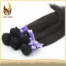 Wholesale high quality remy 18inch virgin brazilian hair extension