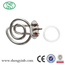 immersion heating element for water kettle