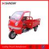 3 Wheel Tricycle/250Cc Motorized Big Wheel Tricycle/Three Wheel Cargo Bike