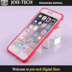 dual colors mobile phone cases, mobile phone accessories, armor phone case for iphone 6 plus
