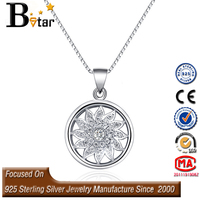 Italy 925 sterling silver jewelry wholesale