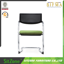 2015 Hot Selling Office BIFMA Standard Reading Room Black back frame Mesh Chair CH-172C