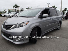 "Used 2012 TOYOTA SIENNA SE FWD ""Toyota Certified Used Car"" / Export to Worldwide"