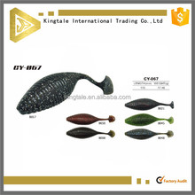 silicone soft game fishing lures